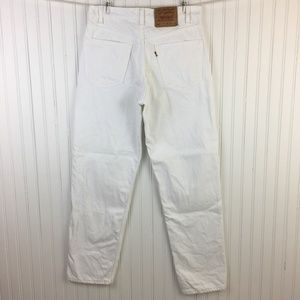 Levis 550 Relaxed Fit Jeans Vintage High Waist